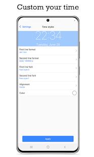 Lock Screen amp Notification iOS14 v1.0.3 screenshots 5