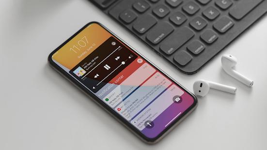 Lock Screen amp Notification iOS14 v1.0.3 screenshots 9