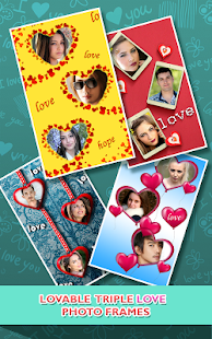 Love Photo frames Collage v1.09 screenshots 12