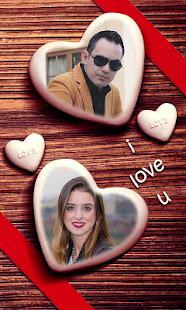 Love Photo frames Collage v1.09 screenshots 8