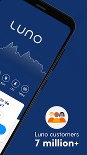 Luno Buy Bitcoin Ethereum and Cryptocurrency v7.18.0 screenshots 2