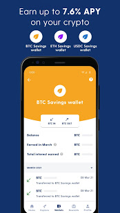 Luno Buy Bitcoin Ethereum and Cryptocurrency v7.18.0 screenshots 4