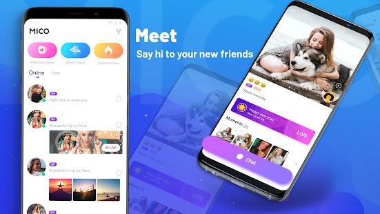 MICO Make Friend Private Live Chat amp Live Stream v6.3.3.3 screenshots 1