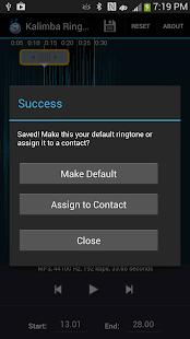 MP3 Cutter and Ringtone Maker v2.5 screenshots 3