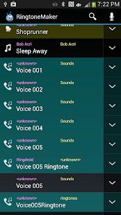 MP3 Cutter and Ringtone Maker v2.5 screenshots 5