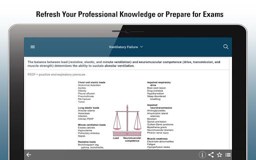 MSD Manual Professional v screenshots 10
