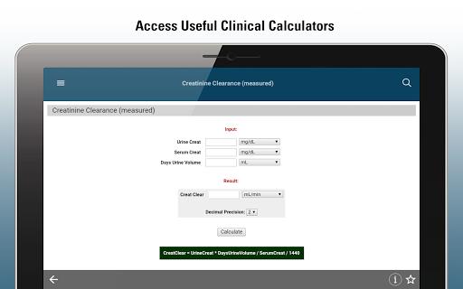 MSD Manual Professional v screenshots 11