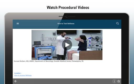 MSD Manual Professional v screenshots 12