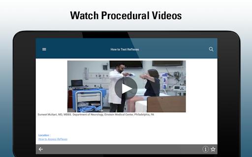 MSD Manual Professional v screenshots 7