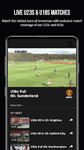MUTV Manchester United TV v2.9.6 screenshots 4