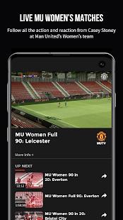 MUTV Manchester United TV v2.9.6 screenshots 5