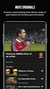 MUTV Manchester United TV v2.9.6 screenshots 6