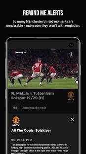 MUTV Manchester United TV v2.9.6 screenshots 7