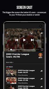 MUTV Manchester United TV v2.9.6 screenshots 8