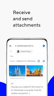 Mail.ru – Email App v13.16.0.33623 screenshots 3