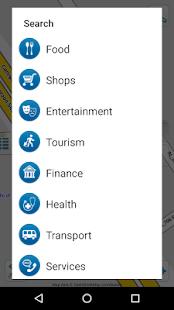 Map of Ethiopia offline v1.5 screenshots 6