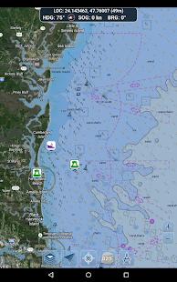 Marine Ways – Free Nautical Charts v screenshots 10