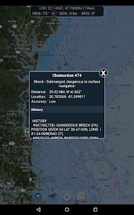 Marine Ways – Free Nautical Charts v screenshots 12