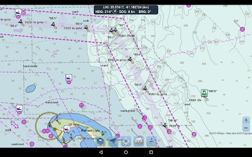 Marine Ways – Free Nautical Charts v screenshots 18