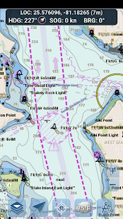 Marine Ways – Free Nautical Charts v screenshots 2