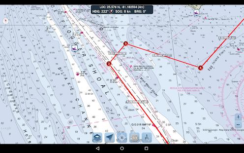 Marine Ways – Free Nautical Charts v screenshots 21
