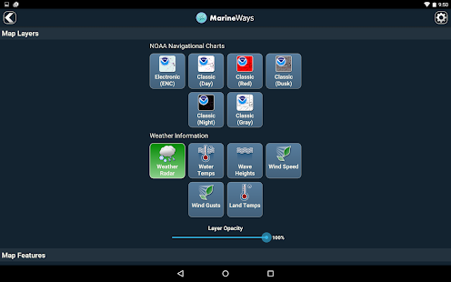 Marine Ways – Free Nautical Charts v screenshots 23