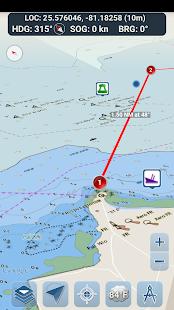 Marine Ways – Free Nautical Charts v screenshots 3