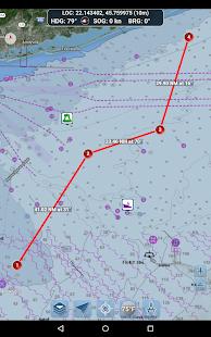 Marine Ways – Free Nautical Charts v screenshots 9
