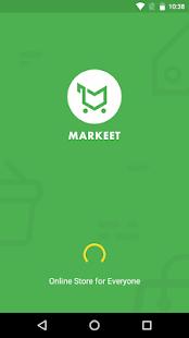 Markeet v4.0 screenshots 1