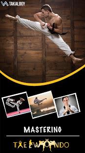 Mastering Taekwondo Martial Arts amp Self Defense v1.2.9 screenshots 1