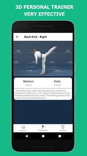 Mastering Taekwondo Martial Arts amp Self Defense v1.2.9 screenshots 10