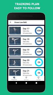 Mastering Taekwondo Martial Arts amp Self Defense v1.2.9 screenshots 9