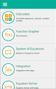 Math Solver v1.2 screenshots 2