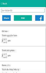 Math Solver v1.2 screenshots 3