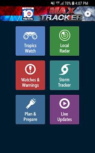 Max Hurricane Tracker v4.0.3 screenshots 1