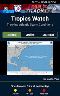 Max Hurricane Tracker v4.0.3 screenshots 2