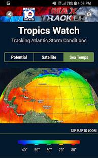 Max Hurricane Tracker v4.0.3 screenshots 4
