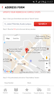 McDelivery Malaysia v3.2.10 MY42 screenshots 2