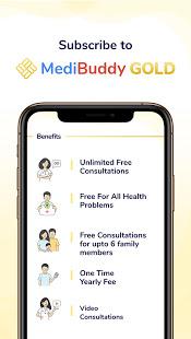 MediBuddy -Consult Doctor Online Book Blood Test v3.1.66 screenshots 6