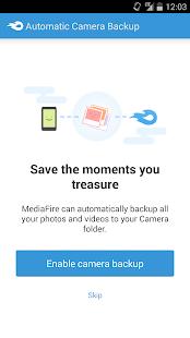 MediaFire v4.2.2 screenshots 4