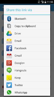 MediaFire v4.2.2 screenshots 5
