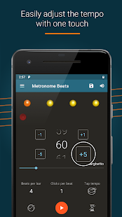Metronome Beats v5.2.2 screenshots 3