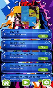 Michael Jackson Piano Tiles 3 v2.0 screenshots 1