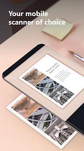 Microsoft Lens – PDF Scanner v screenshots 1