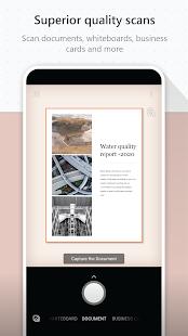 Microsoft Lens – PDF Scanner v screenshots 3
