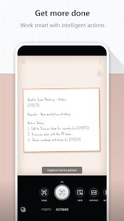 Microsoft Lens – PDF Scanner v screenshots 4