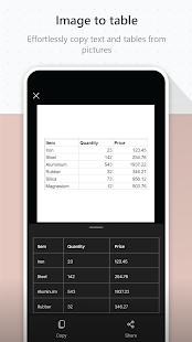 Microsoft Lens – PDF Scanner v screenshots 6