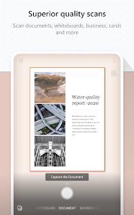 Microsoft Lens – PDF Scanner v screenshots 8