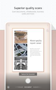Microsoft Lens – PDF Scanner v screenshots 9