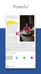 Microsoft Word Write Edit amp Share Docs on the Go v16.0.14131.20166 screenshots 2